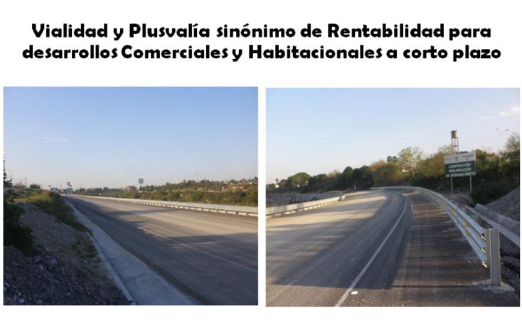 Foto de terreno comercial en venta en  , las escobas, guadalupe, nuevo le?n, 1545830 No. 13