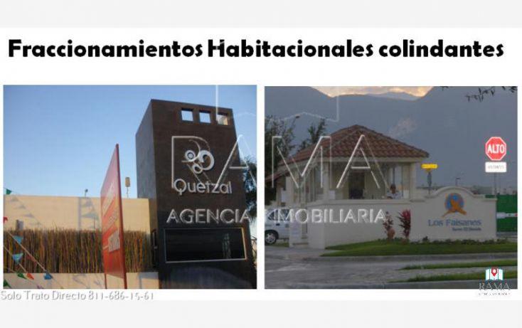 Foto de terreno habitacional en venta en, las escobas, guadalupe, nuevo león, 2028512 no 03
