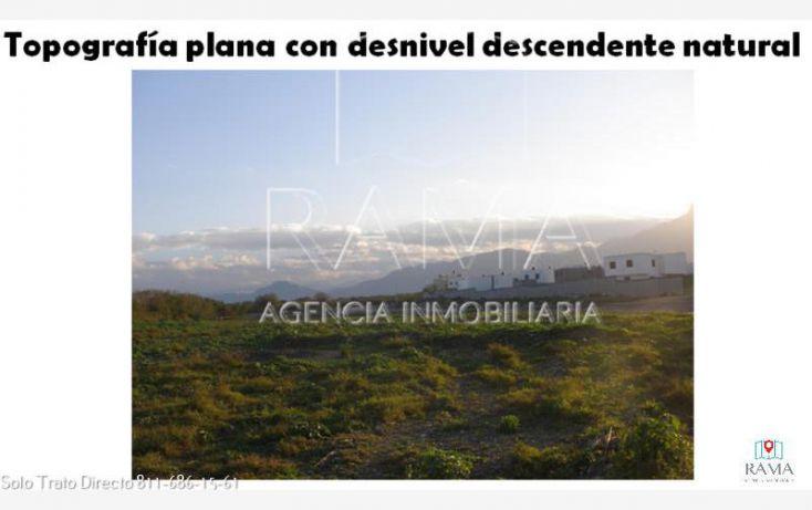 Foto de terreno habitacional en venta en, las escobas, guadalupe, nuevo león, 2028512 no 06