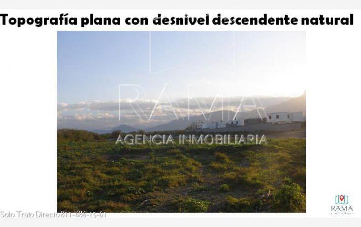 Foto de terreno habitacional en venta en, las escobas, guadalupe, nuevo león, 2028512 no 07