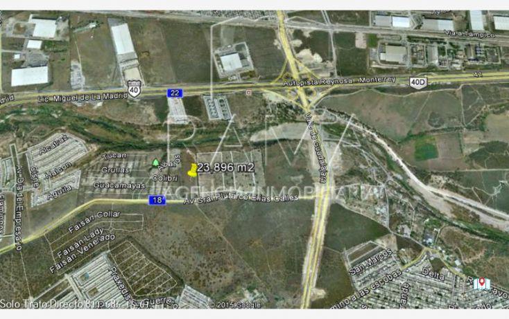 Foto de terreno habitacional en venta en, las escobas, guadalupe, nuevo león, 2028512 no 12