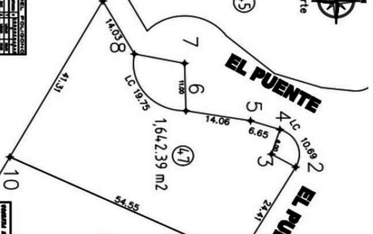 Foto de terreno habitacional en venta en  , las estancias 1er. sector, monterrey, nuevo le?n, 1834340 No. 02