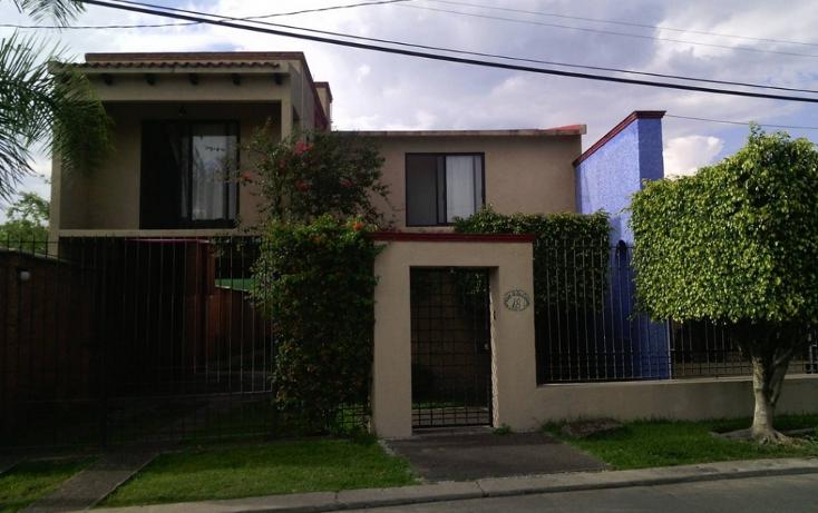 Foto de casa en venta en  , las fincas, jiutepec, morelos, 1253327 No. 01
