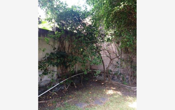 Foto de casa en venta en  , las fincas, jiutepec, morelos, 1535964 No. 16