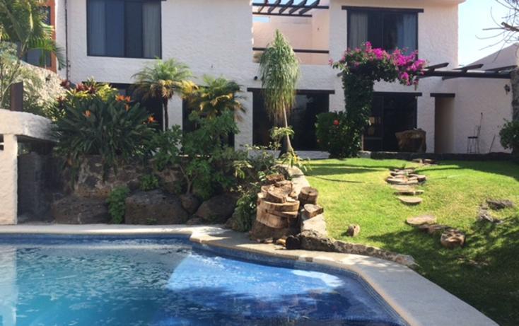 Foto de casa en renta en  , las fincas, jiutepec, morelos, 1631528 No. 01