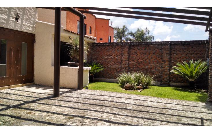 Foto de casa en renta en  , las fincas, jiutepec, morelos, 1631528 No. 11