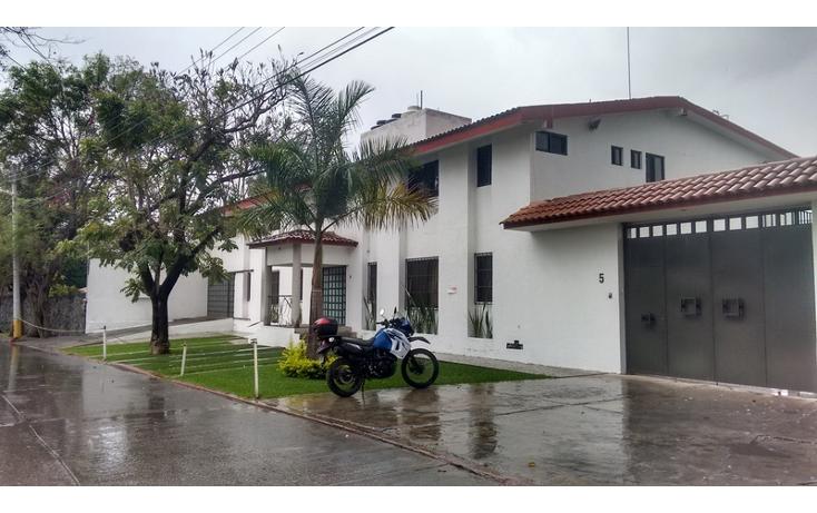 Foto de casa en renta en  , las fincas, jiutepec, morelos, 1691880 No. 01
