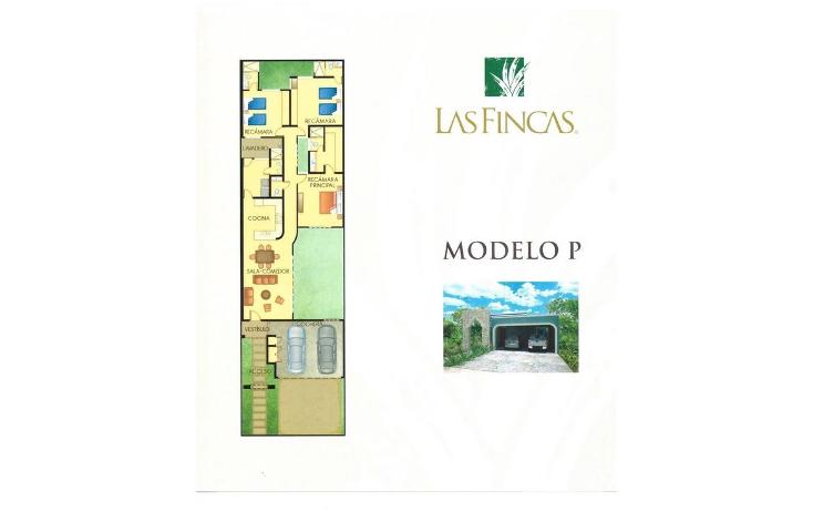 Foto de casa en venta en  , las fincas, mérida, yucatán, 1105685 No. 03