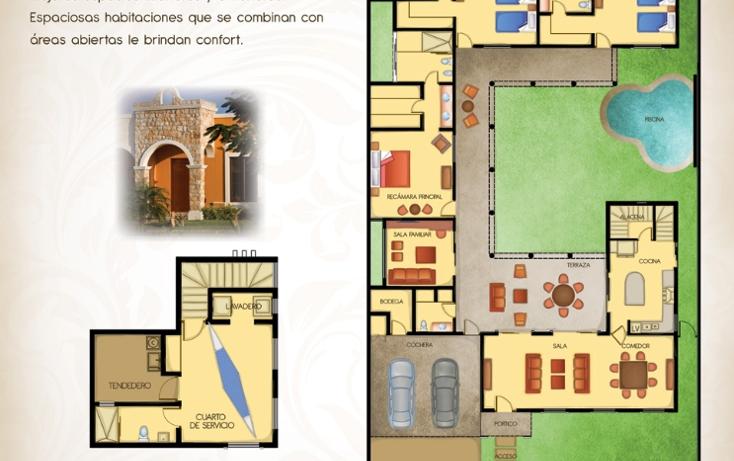 Foto de casa en venta en  , las fincas, mérida, yucatán, 1242993 No. 09