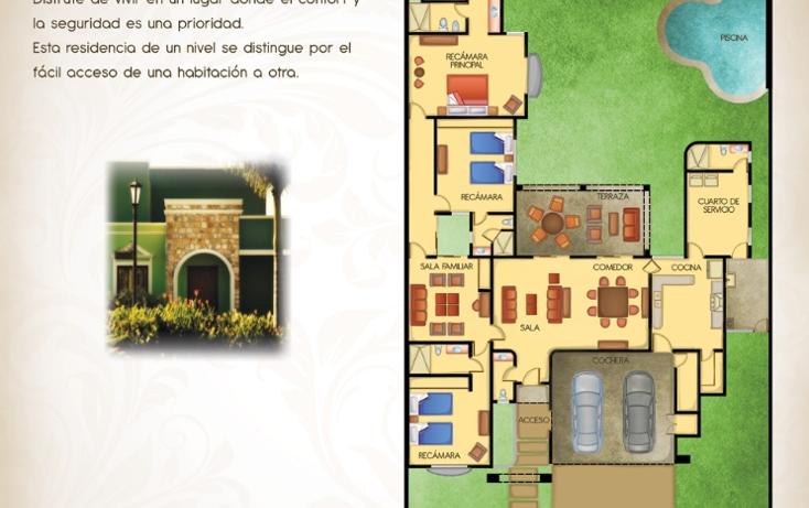 Foto de casa en venta en  , las fincas, mérida, yucatán, 1295869 No. 06