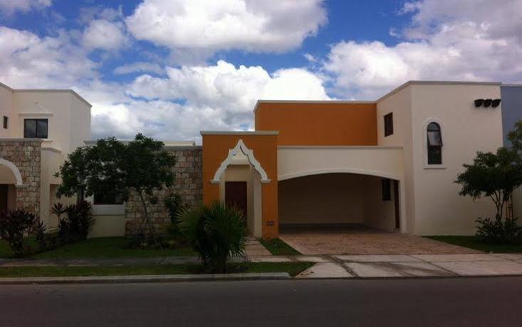 Foto de casa en venta en  , las fincas, mérida, yucatán, 1502571 No. 01