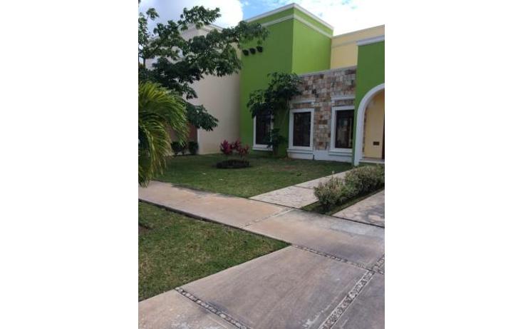 Foto de casa en venta en  , las fincas, mérida, yucatán, 2034486 No. 01