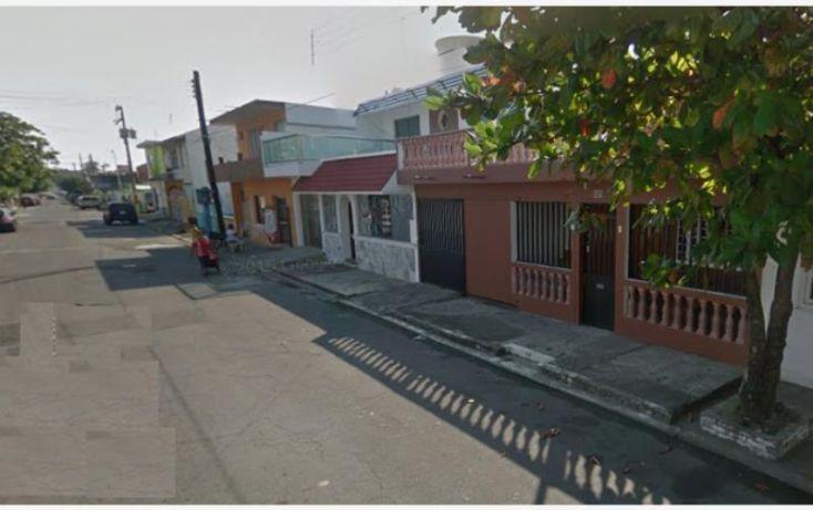 Foto de casa en venta en las flores 88, bonos del ahorro nacional, boca del río, veracruz, 1593290 no 02