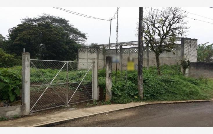 Foto de terreno habitacional en venta en, las flores, fortín, veracruz, 875969 no 01