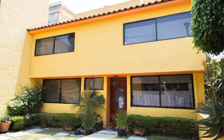 Foto de casa en venta en las flores , pueblo de los reyes, coyoacán, distrito federal, 1741472 No. 01
