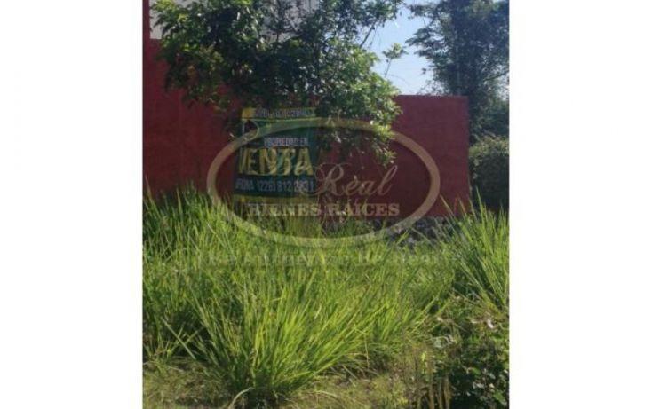 Foto de terreno habitacional en venta en, las flores, xalapa, veracruz, 2009776 no 01
