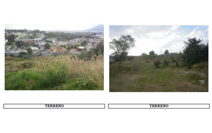Foto de terreno habitacional en venta en  , las fuentes, atlacomulco, m?xico, 1089233 No. 04