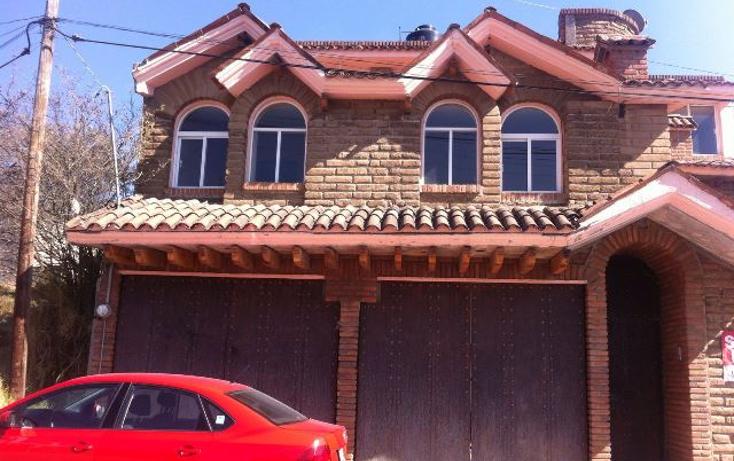 Foto de casa en venta en  , las fuentes, atlacomulco, m?xico, 1637002 No. 01