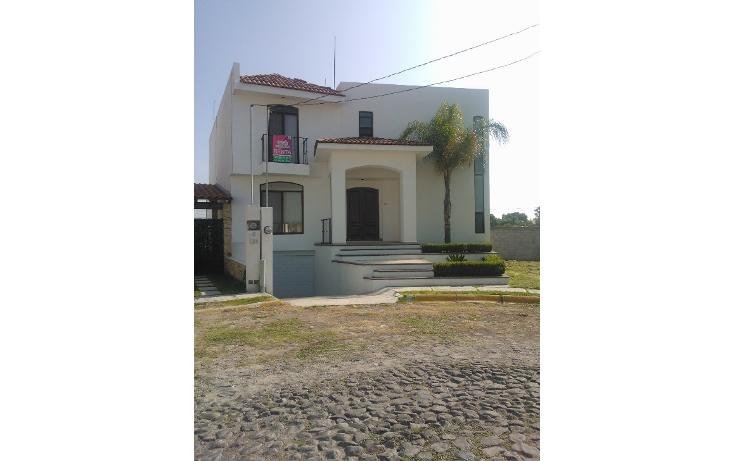 Foto de casa en renta en  , las fuentes, corregidora, querétaro, 1285961 No. 01