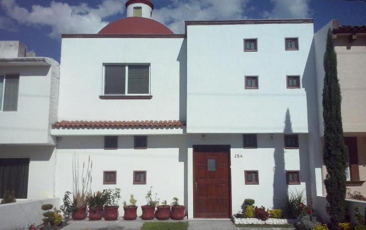 Foto de casa en venta en, las fuentes, corregidora, querétaro, 842133 no 01
