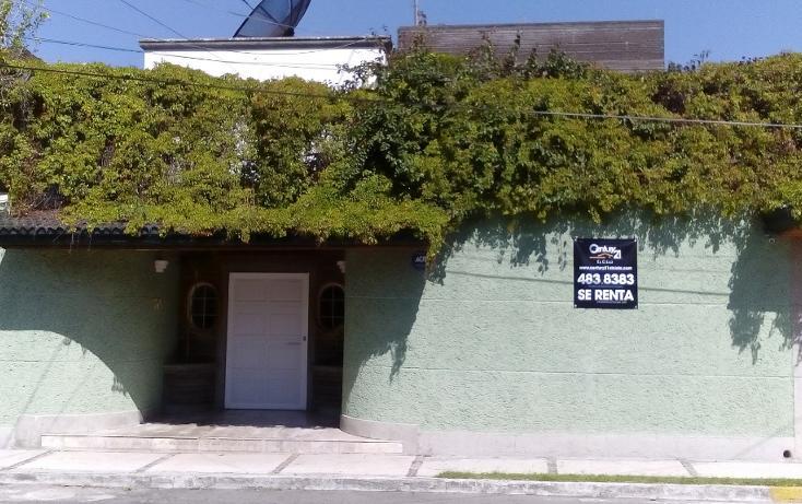 Foto de casa en renta en  , las fuentes de puebla, puebla, puebla, 1452365 No. 01