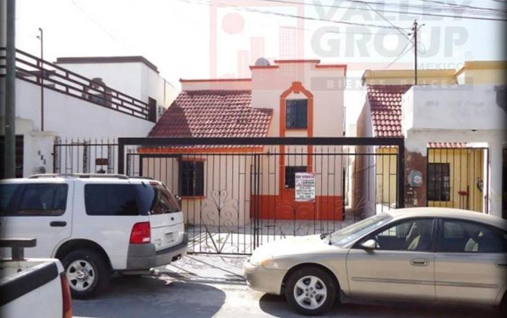 Foto de casa en venta en  , las fuentes, reynosa, tamaulipas, 1390081 No. 01