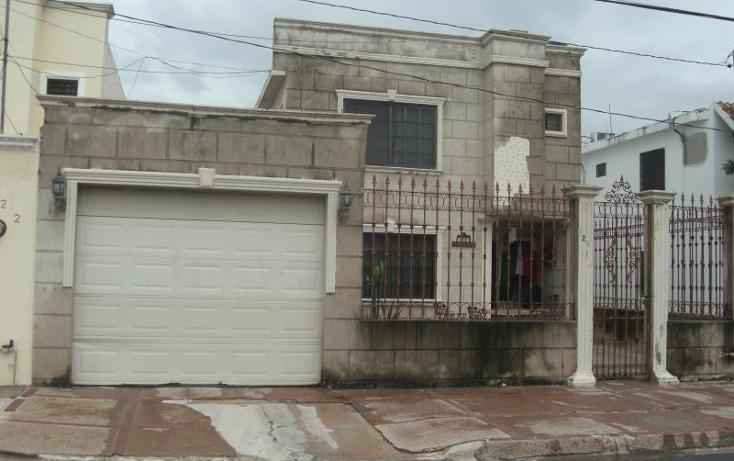 Foto de casa en venta en  , las fuentes, reynosa, tamaulipas, 1569482 No. 01