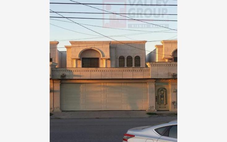 Foto de casa en venta en  , las fuentes, reynosa, tamaulipas, 1629220 No. 01