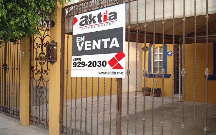 Foto de casa en venta en  , las fuentes, reynosa, tamaulipas, 1768778 No. 01