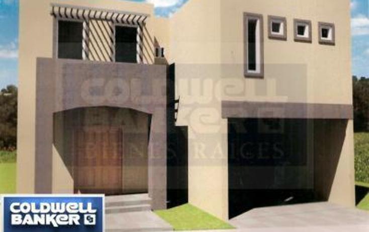 Foto de casa en venta en  , las fuentes, reynosa, tamaulipas, 1836782 No. 01