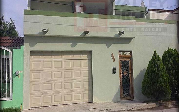 Foto de casa en venta en  , las fuentes, reynosa, tamaulipas, 914807 No. 01