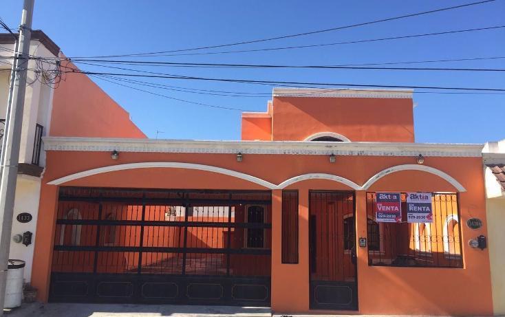 Foto de casa en renta en  , las fuentes sección lomas, reynosa, tamaulipas, 1780426 No. 01