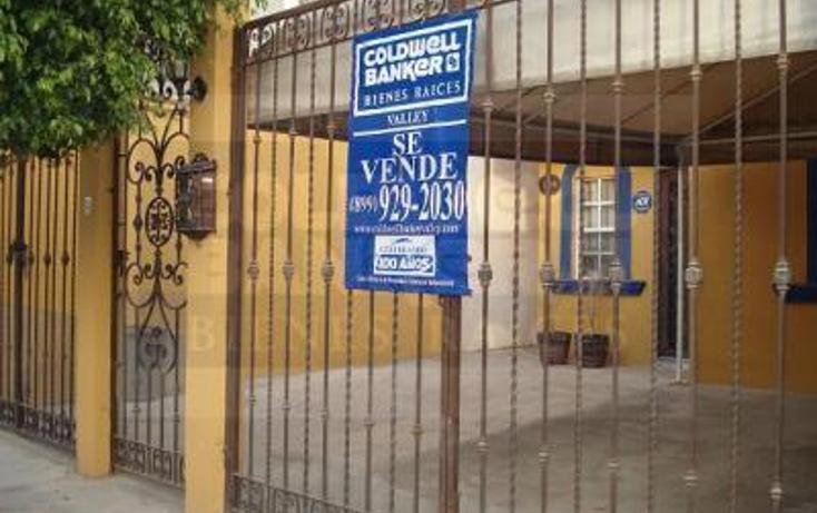 Foto de casa en venta en  , las fuentes secci?n lomas, reynosa, tamaulipas, 1836660 No. 01