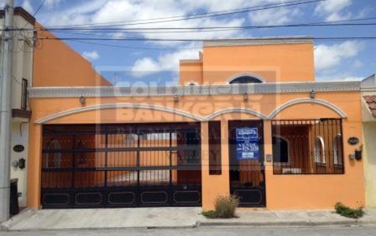 Foto de casa en venta en  , las fuentes sección lomas, reynosa, tamaulipas, 1838794 No. 01