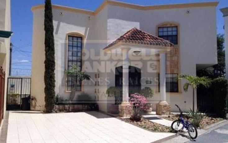 Foto de casa en renta en  , las fuentes secci?n lomas, reynosa, tamaulipas, 1839016 No. 01