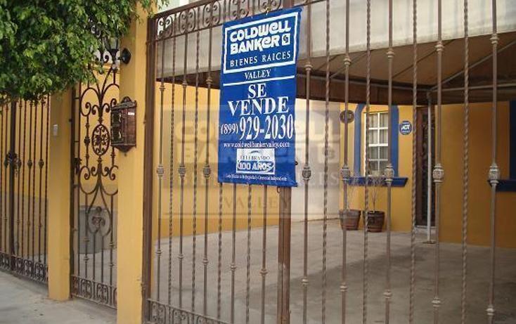 Foto de casa en venta en  , las fuentes sección lomas, reynosa, tamaulipas, 1839240 No. 01