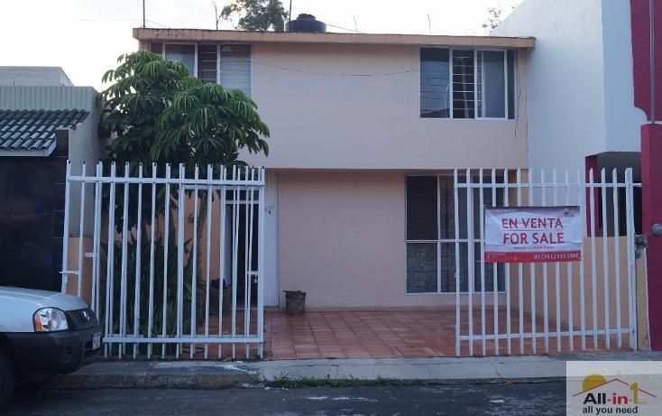 Foto de casa en venta en  , las fuentes, zamora, michoac?n de ocampo, 1948200 No. 01
