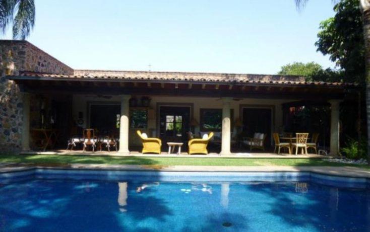 Foto de casa en venta en, las garzas, cuernavaca, morelos, 1006359 no 01