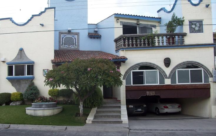 Foto de casa en venta en  , las garzas, cuernavaca, morelos, 1287283 No. 01
