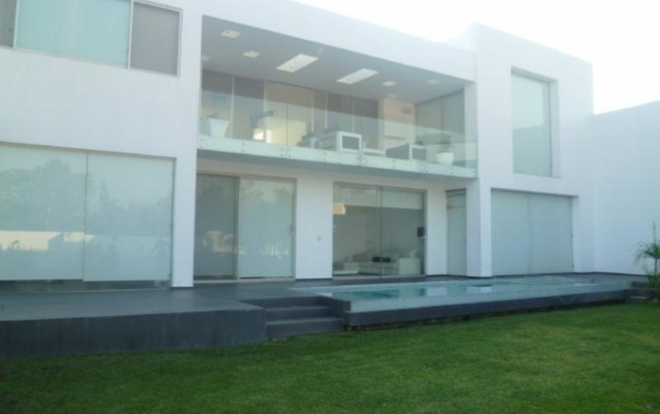 Foto de casa en venta en, las garzas, cuernavaca, morelos, 397595 no 01