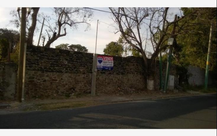 Foto de terreno habitacional en venta en, las garzas, cuernavaca, morelos, 496800 no 02