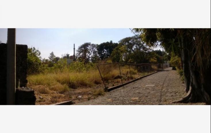 Foto de terreno habitacional en venta en, las garzas, cuernavaca, morelos, 496800 no 04