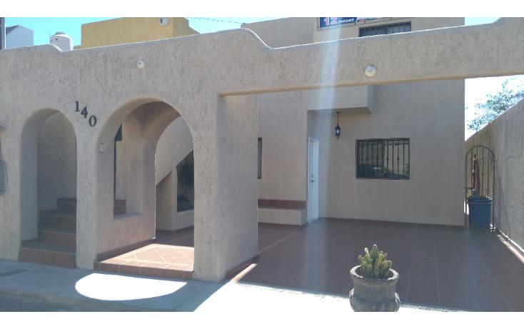 Foto de casa en venta en  , las garzas, la paz, baja california sur, 1570538 No. 01
