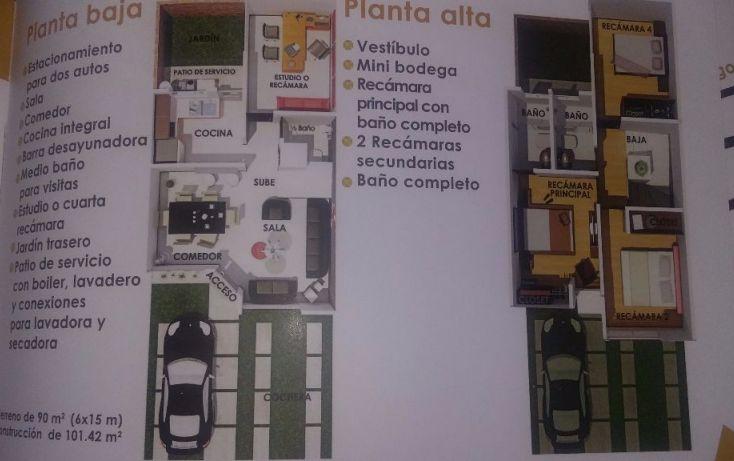 Foto de casa en venta en, las gemas, querétaro, querétaro, 1319411 no 09