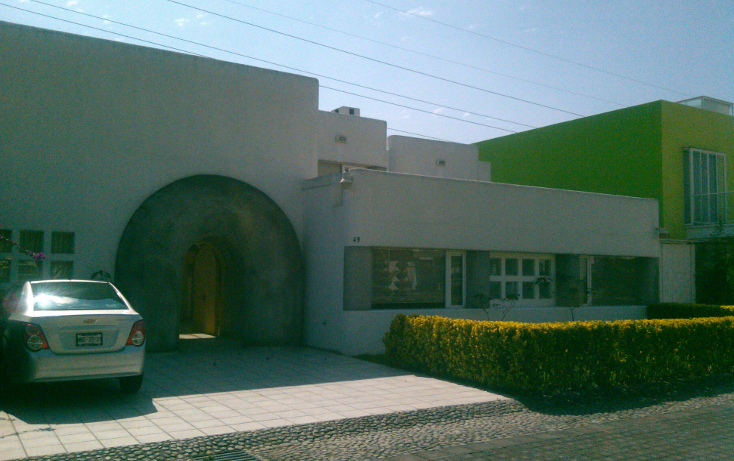 Foto de casa en venta en  , las glorias, metepec, méxico, 1178039 No. 01