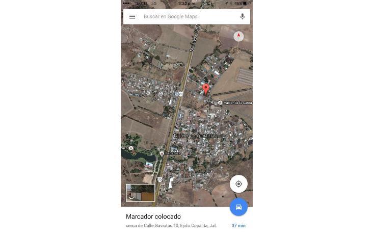Foto de terreno habitacional en venta en  , las golondrinas, zapopan, jalisco, 452410 No. 02