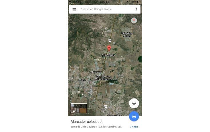 Foto de terreno habitacional en venta en  , las golondrinas, zapopan, jalisco, 452410 No. 04