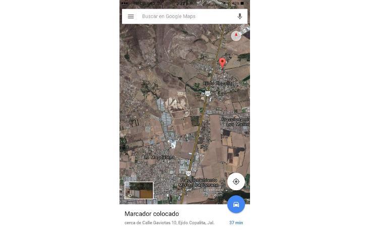 Foto de terreno habitacional en venta en  , las golondrinas, zapopan, jalisco, 452410 No. 07