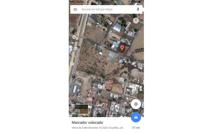 Foto de terreno habitacional en venta en  , las golondrinas, zapopan, jalisco, 452410 No. 10