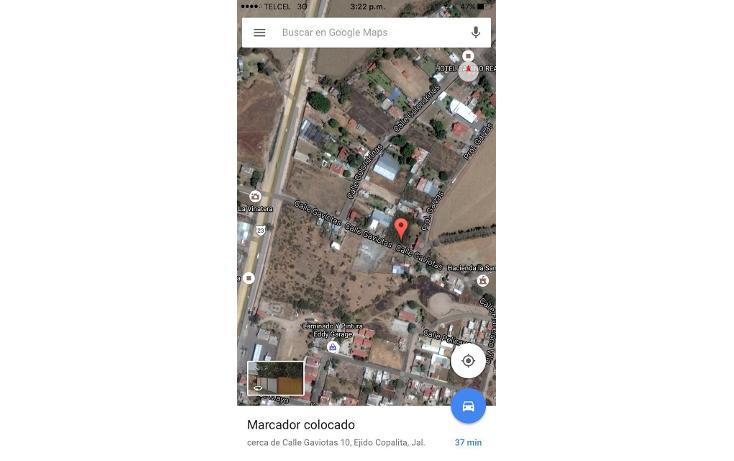 Foto de terreno habitacional en venta en  , las golondrinas, zapopan, jalisco, 452410 No. 12